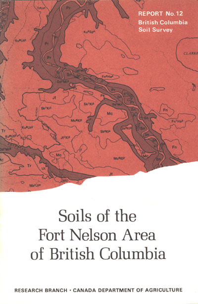 View the Soils of the Fort Nelson Area of British Columbia (PDF Format)