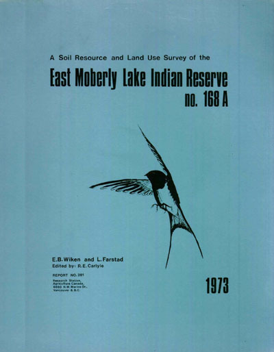 View the East Moberly Lake Indian Reserve (PDF Format)