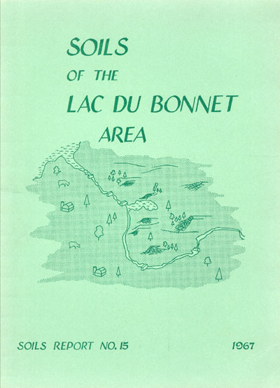 View the Soils of the Lac Du Bonnet Area (PDF Format)