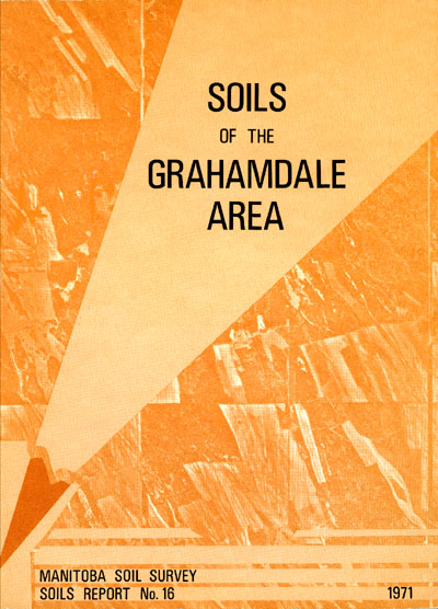 View the Soils of the Grahamdale Area (PDF Format)