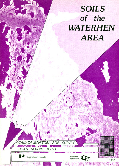 View the Soils of the Waterhen Area (PDF Format)