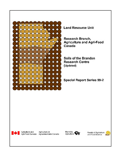 View the Soils of the Brandon Research Centre (PDF Format)