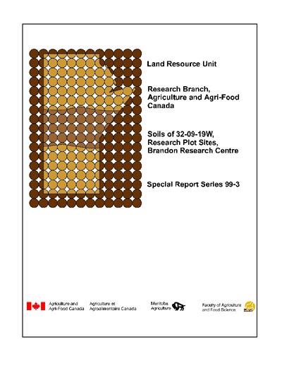 View the Soils of 32-09-19W, Research Plot Sites, Brandon Research Centre (PDF Format)