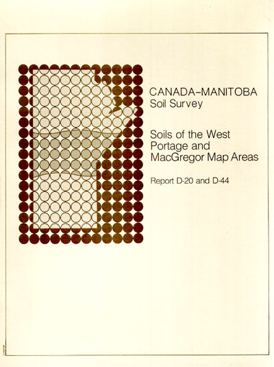 View the Soils of the West Portage and Macgregor Map Areas (PDF Format)