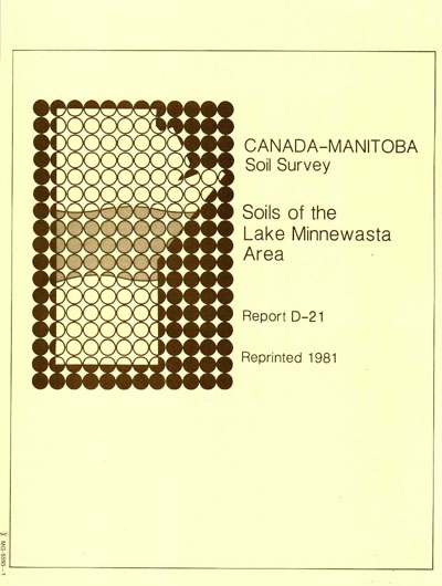 View the Soils of the Lake Minnewasta Area (PDF Format)