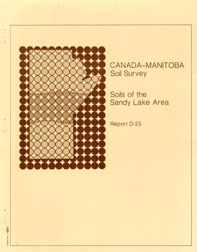View the Soils of the Sandy Lake Area (PDF Format)