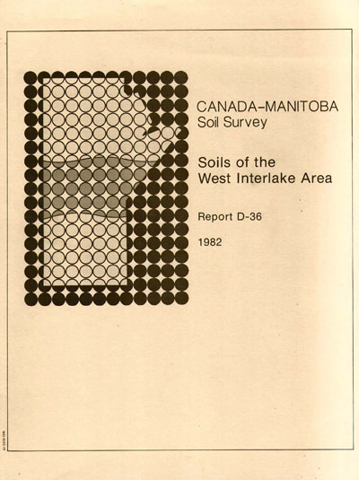 View the Soils of the West Interlake Area (PDF Format)