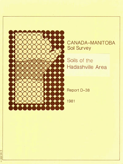 View the Soils of the Hadashville Area (PDF Format)