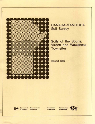 View the Soils of the Souris, Virden and Wawanesa Townsites (PDF Format)