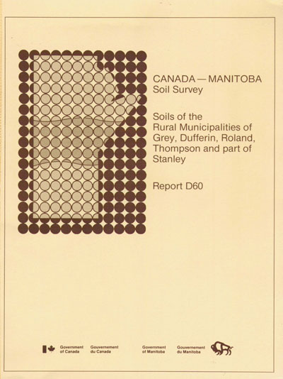 View the Soils of the Rural Municipalities of Grey, Dufferin, Roland, Thompson and Part of Stanley (PDF Format)