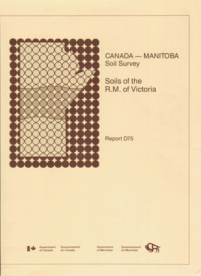 View the Soils of the R.M. of Victoria (PDF Format)