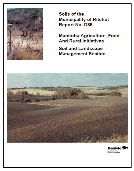 View the Soils of the Rural Municipality of Richot (PDF Format)