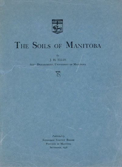 View the The Soils of Manitoba (PDF Format)