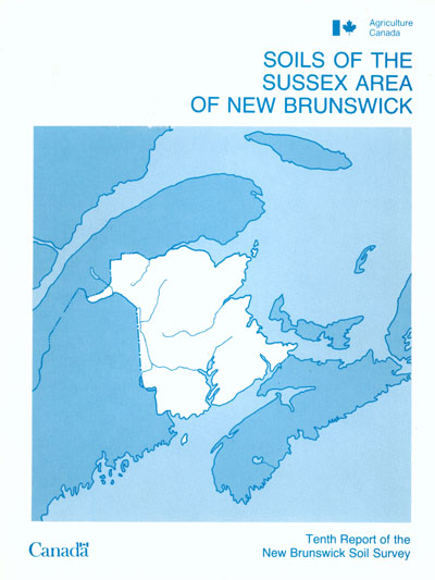 View the Soils of the Sussex Area of New Brunswick (PDF Format)