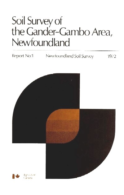 View the Soil Survey of the Gander - Gambo Area (PDF Format)