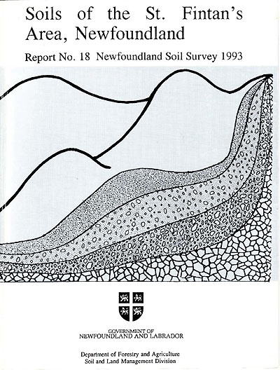 View the Soils of St-Fintan's Area (PDF Format)