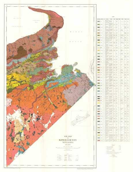 Kings County California Map.Soil Survey Of Kings County