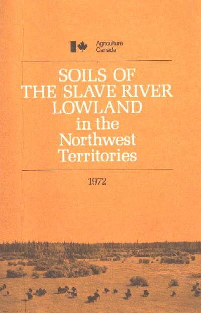 View the Soils of the Slave River Lowland in the Northwest Territories (PDF Format)