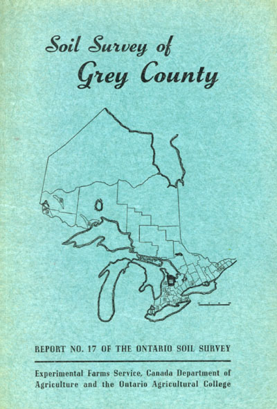 View the Soil Survey of Grey County (PDF Format)