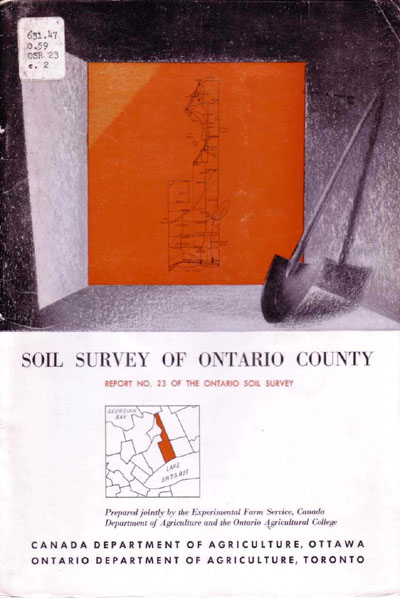 View the Soil Survey of Ontario County (PDF Format)