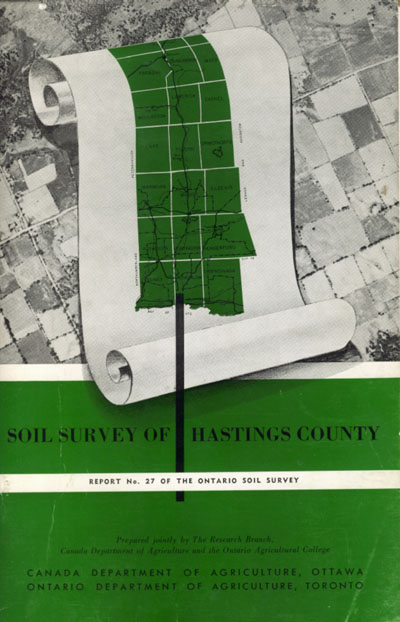 View the Soil Survey of Hastings County (PDF Format)