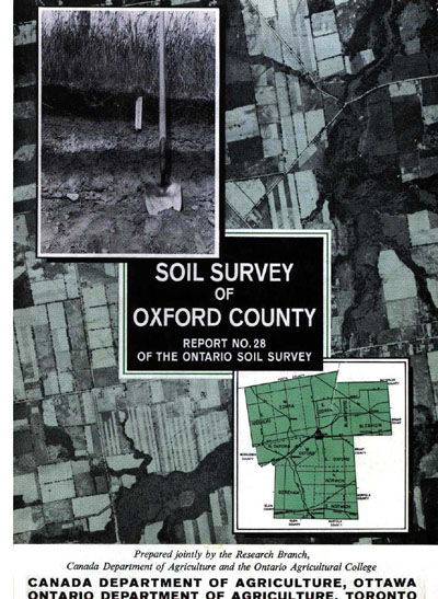 View the Soil Survey of Oxford County (PDF Format)