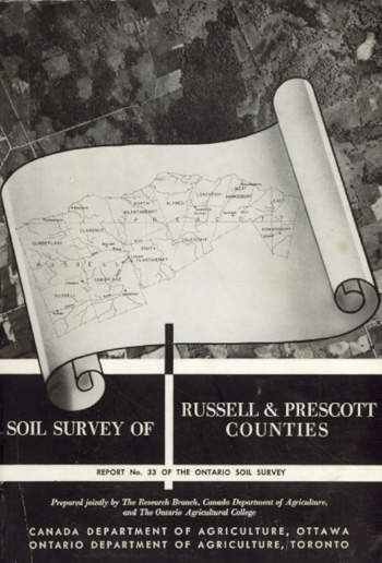 View the Soil Survey of Russell and Prescott Counties (PDF Format)