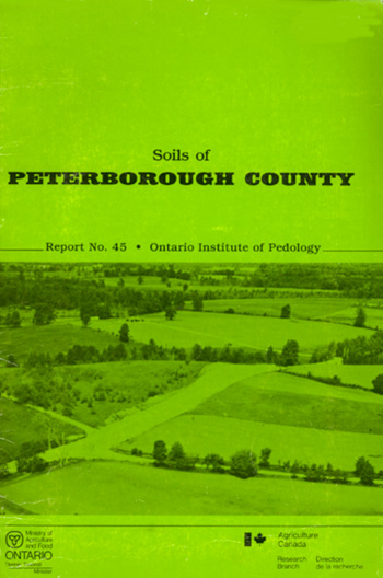 View the Soils of Peterborough County (PDF Format)
