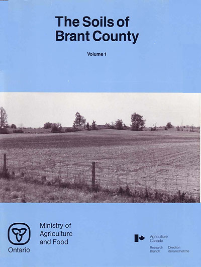 View the The Soils of Brant County (PDF Format)