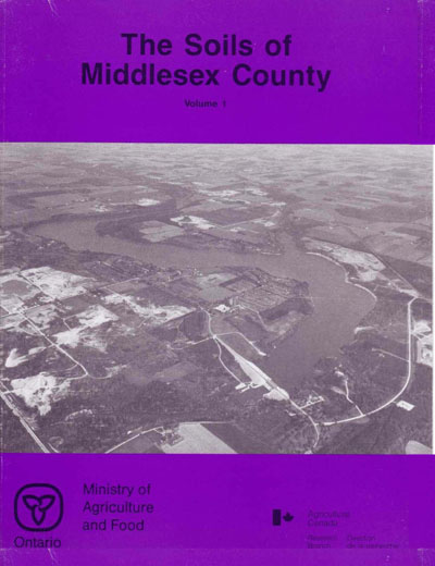 View the The Soils of Middlesex County (Volume 1 and 2) (PDF Format)