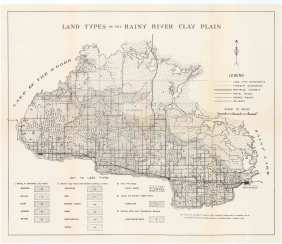 View the map:  MAP RAINY RIVER (JPG Format)