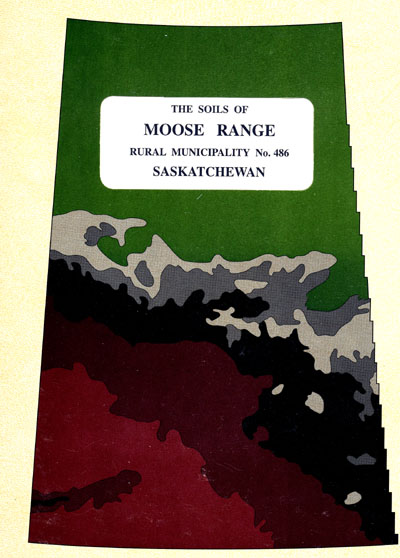 View the The Soils of Moose Range Rural Municipality No. 486 (PDF Format)