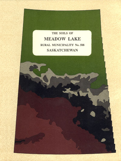 View the The Soils of Meadow Lake Rural Municipality No. 588 (PDF Format)