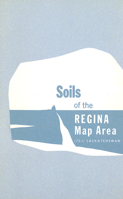 View the Soils of the Regina Map Area (72-I) (PDF Format)