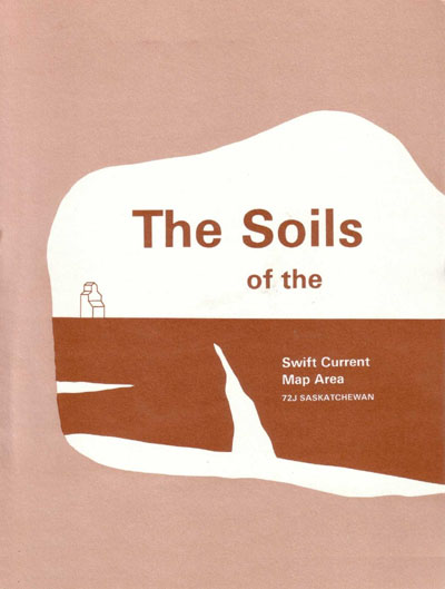 View the The Soils of the Swift Current Map Area (72J) (PDF Format)