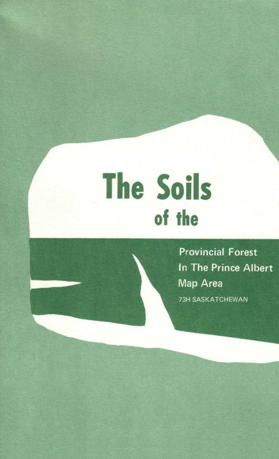 View the The Soils of the Provincial Forest in the Prince Albert Map Area (73H) (PDF Format)