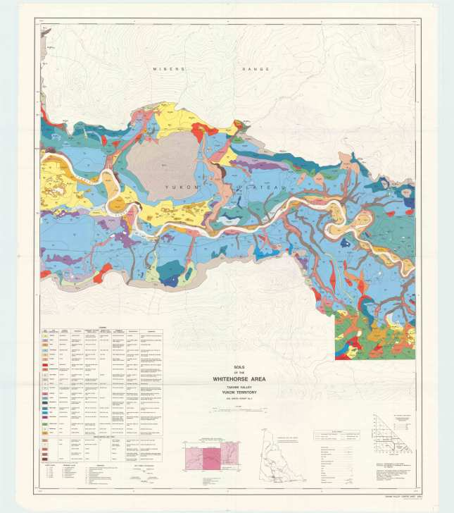 View the map:  MAP CENTRAL SOILS (JPG Format)